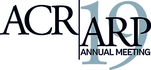2019 ACR/ARP Annual Meeting  logo